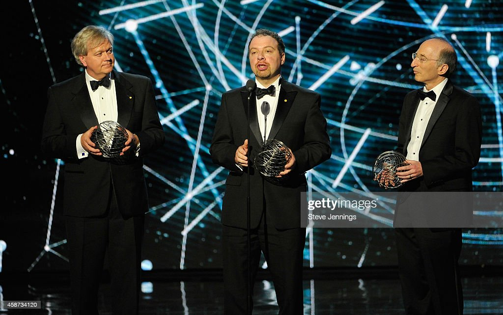 Breakthrough Prize Awards Ceremony Hosted By Seth ...