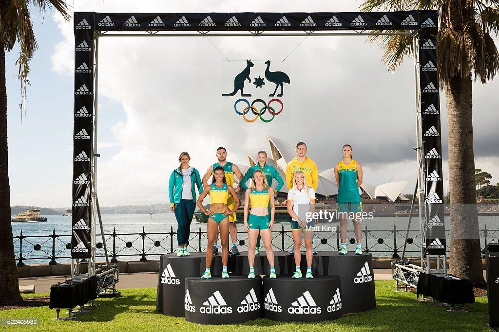Australian Olympic Games Official Uniform Launch