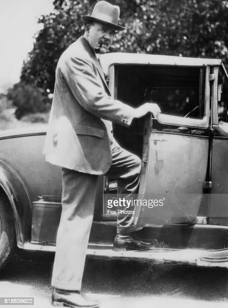 Australian politician John Thomas Lang or Jack Lang Premier of New South Wales circa 1925