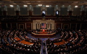 Australian Prime Minister Julia Gillard addresses a joint meeting of the US Congress from the floor of the House of Representatives at the US Capitol...