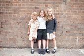 Australian public school children in playground