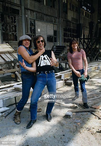 Australian Rock Band 'AC/DC'