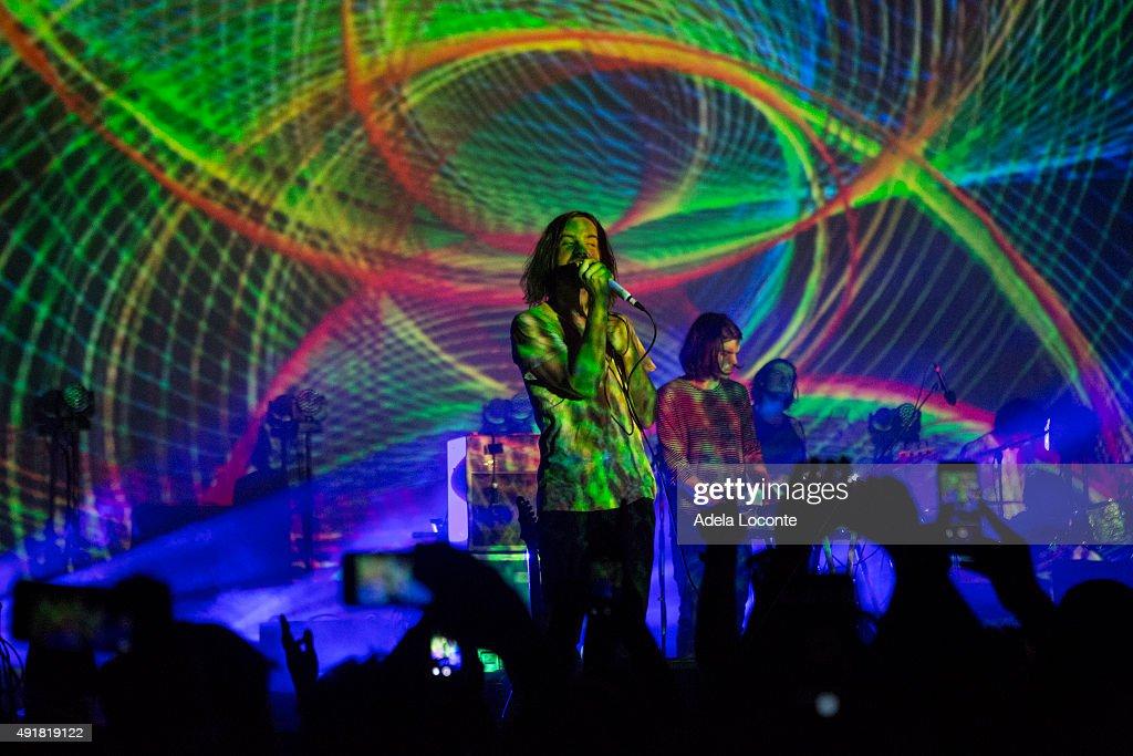 Tame Impala In Concert - New York, NY