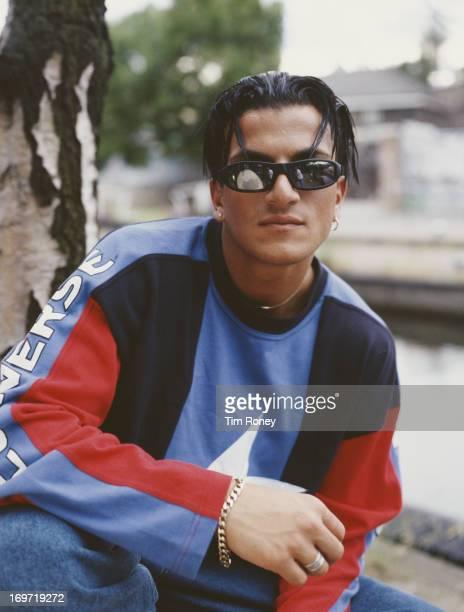 Australian singersongwriter Peter Andre 1997