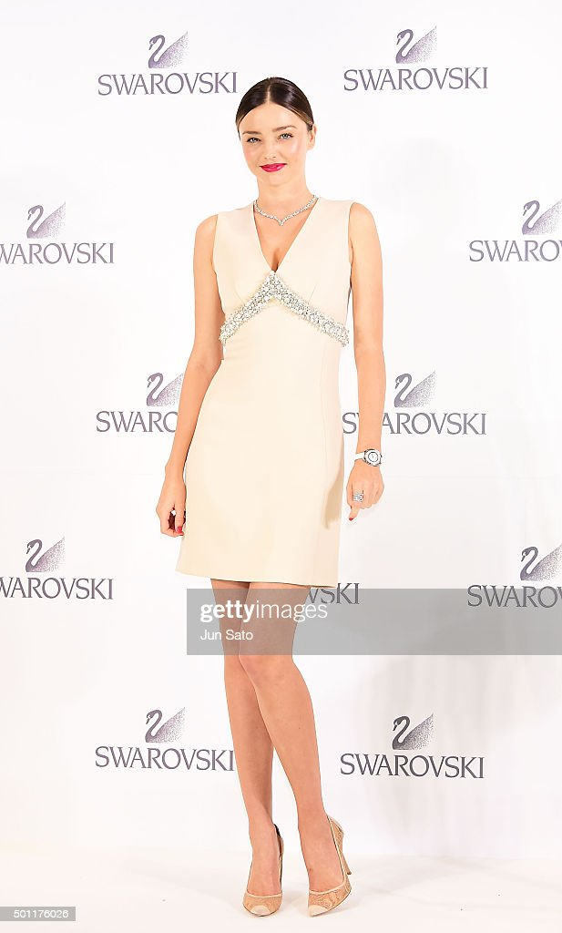 Swarovski Press Conference