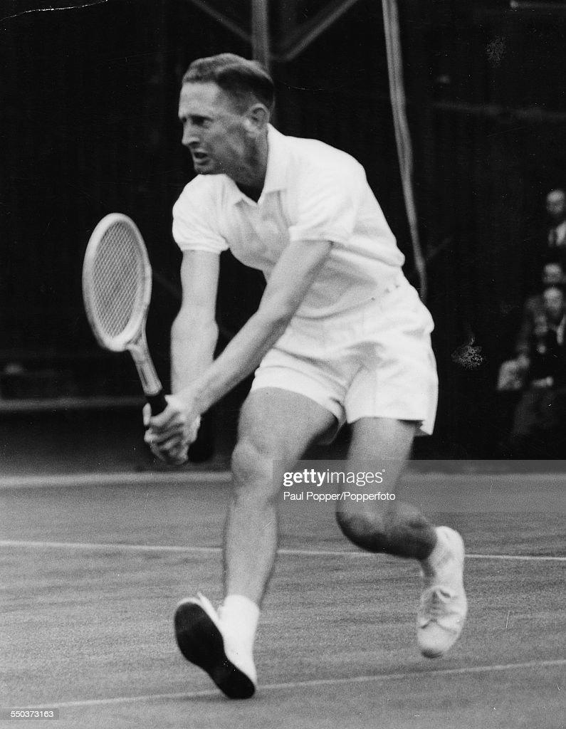 Robert Howe At Wimbledon