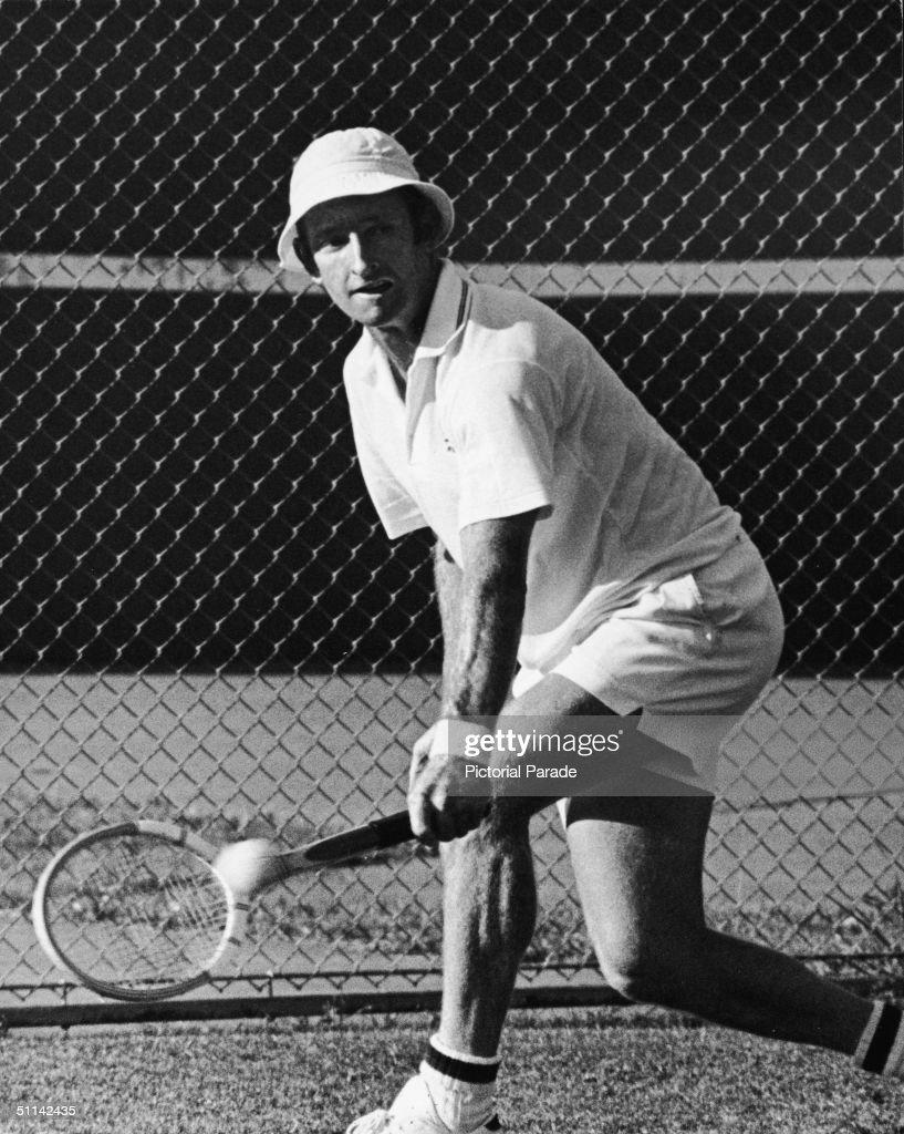 Tennis Great Rod Laver