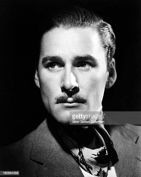 Australianborn American actor Errol Flynn circa 1938