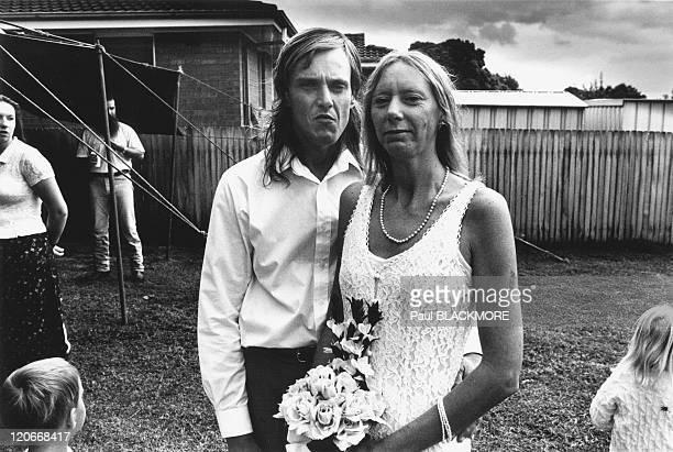 Australians in Australia in 1996 Backyard wedding Western Sydney