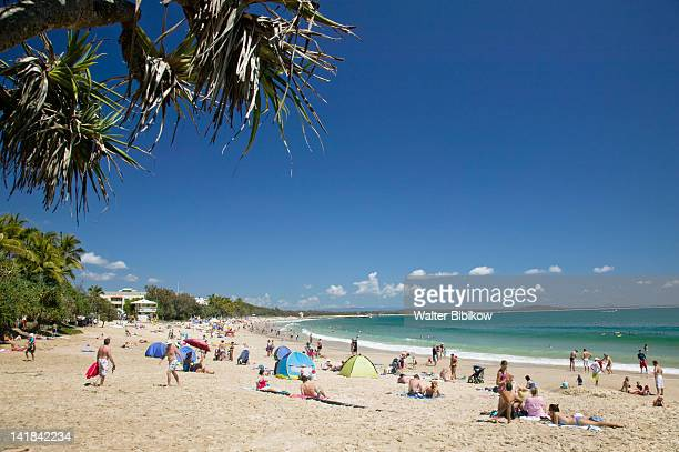 AUSTRALIA-Queensland-SUNSHINE COAST-Noosa Heads: Noosa Main Beach