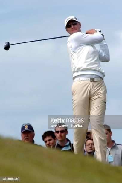 Australia's Brendan Jones in action
