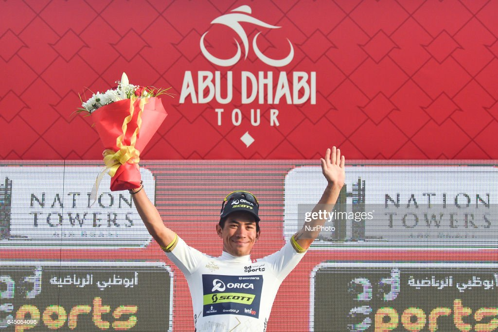 3rd Abu Dhabi Tour 2017 - Stage Two