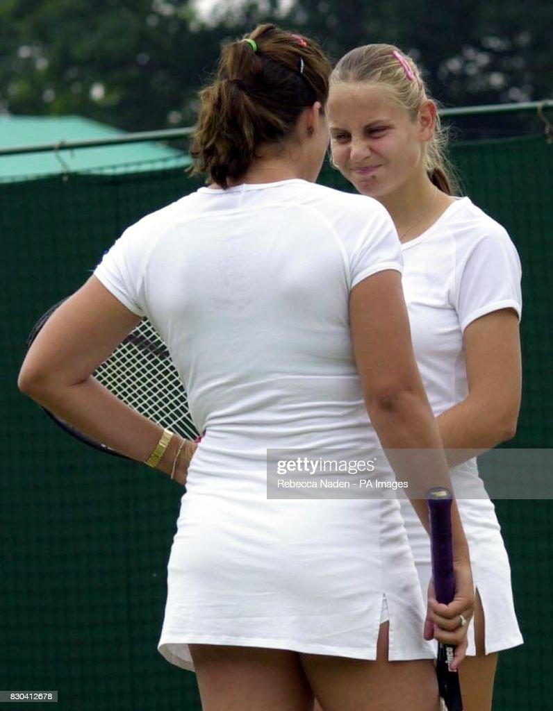 Wimbledon Dokic & Capriati