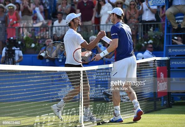 TENNIS-GBR-ATP-QUEENS : News Photo