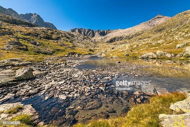 Austria, Carinthia, Hohe Tauern, Graden Valley