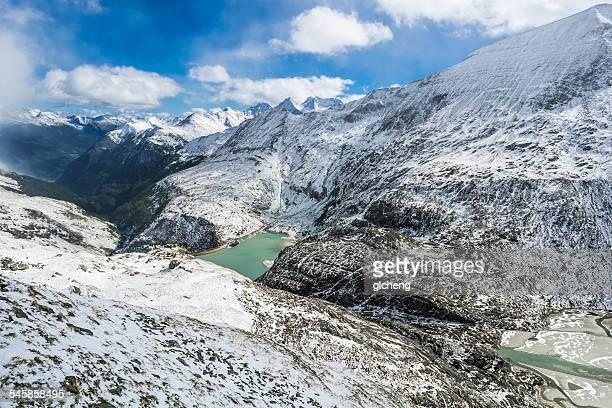 Austria, Grossglockner, Mountain landscape