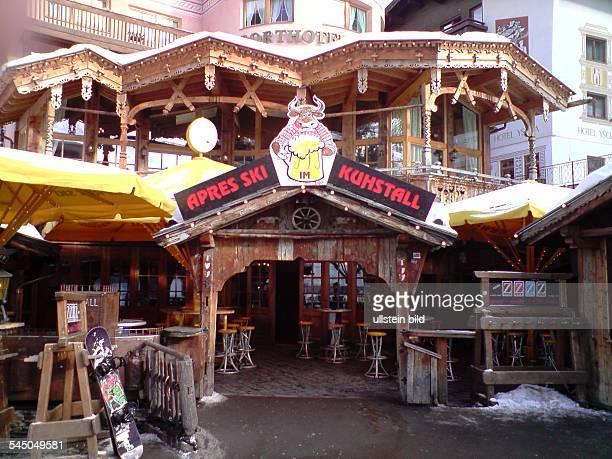 Apres Ski Pub 'Kuhstall'