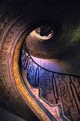 Austria Melk Melk Abbey Spiral Staircase