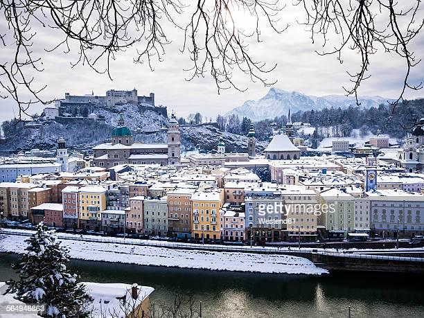 Austria, Salzburg State, Salzburg,