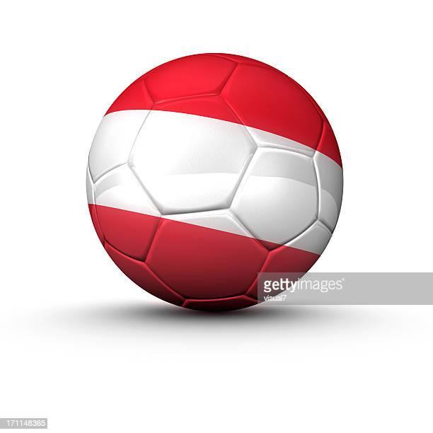 Österreich Fußball ball
