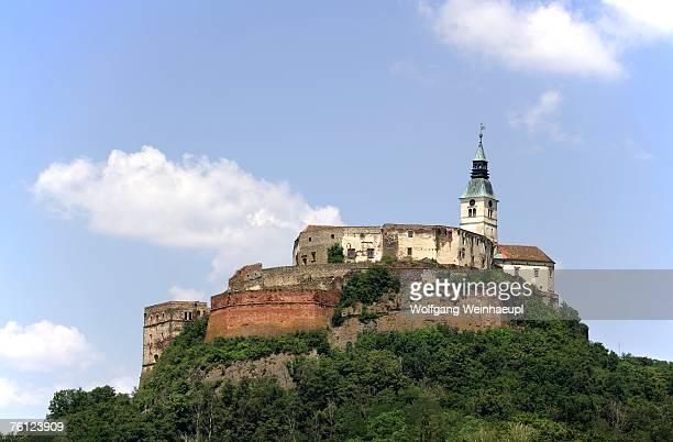 Austria, Steiermark, Burgenland County, Guessing castle