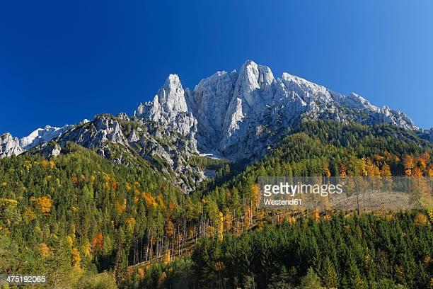 Austria, Styria, Grosser Oedstein, Gesaeuse National Park