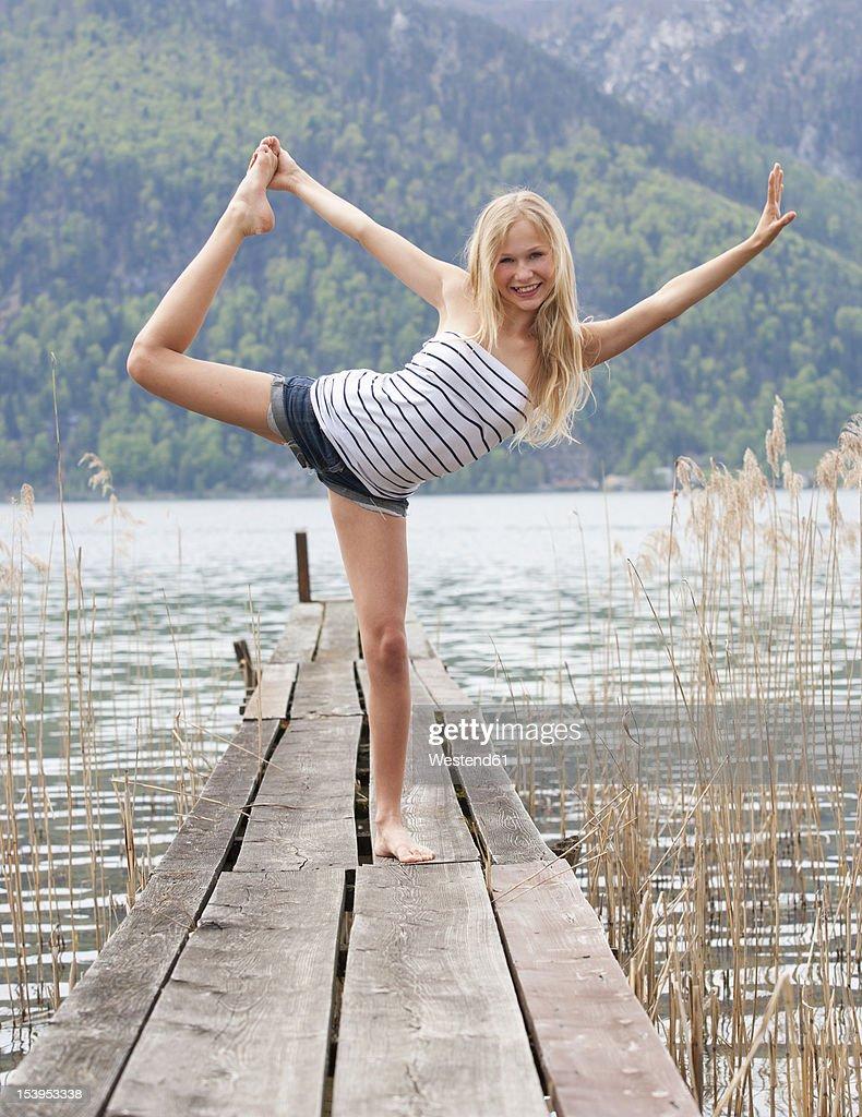Teenage Gymnastic 116