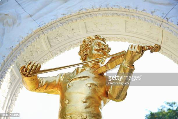 Austria, Vienna, Johann Strauss