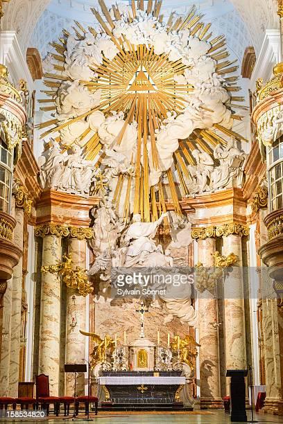 Austria, Vienna, Karlskirche