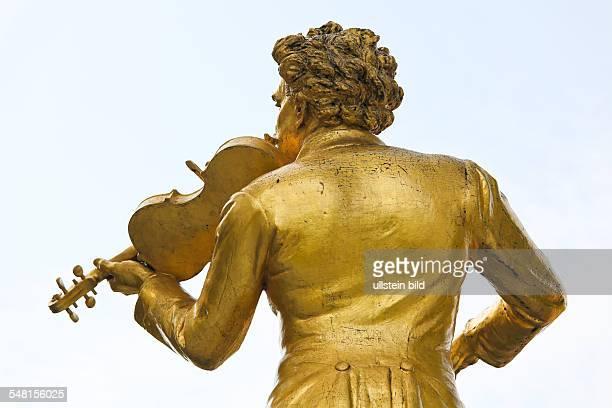 Austria Vienna Vienna Johann Strauss memorial