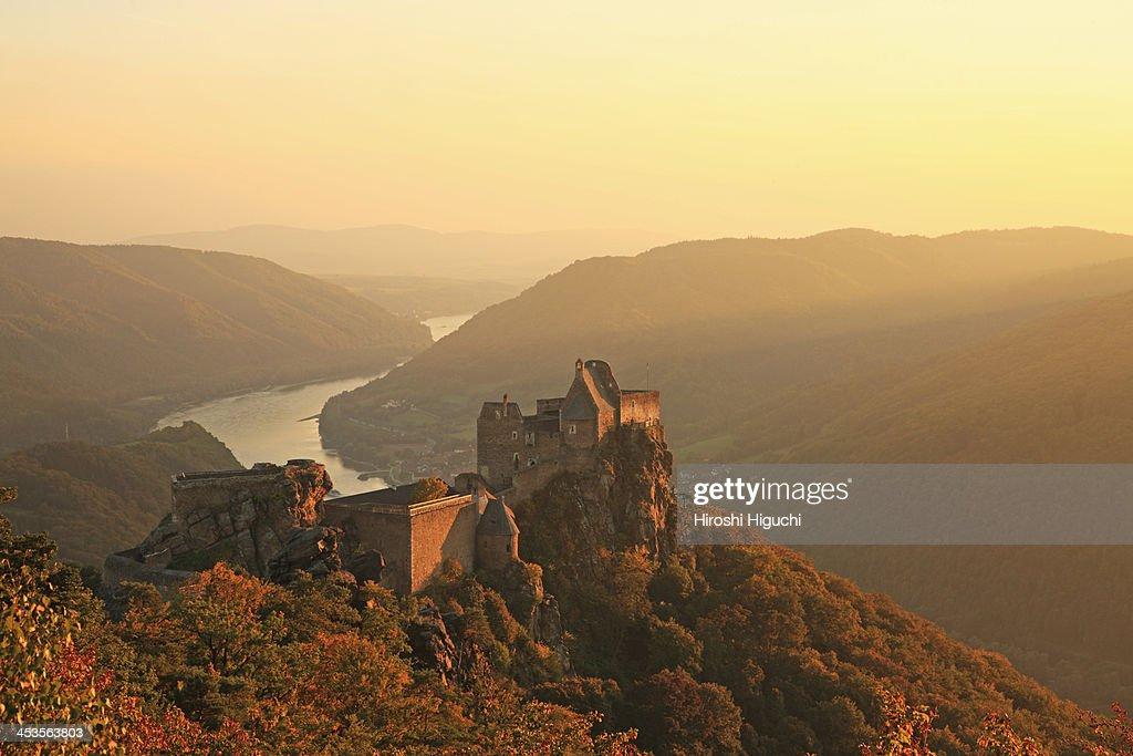 Austria, Wachau Valley, Aggstein
