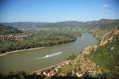 Austria, Wachau Valley, Dürnstein