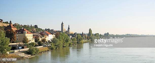 Austria, Wachau Valley, Stein an der Donau