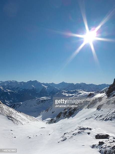 Austria, Zillertal, Mountain Landscape