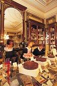 Austrian confectioner's shop
