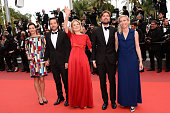 Austrian director Jessica Hausner Swedish director Ruban Ostlund Swiss actress Marthe Keller Mexican director Diego Luna and French actress Celine...