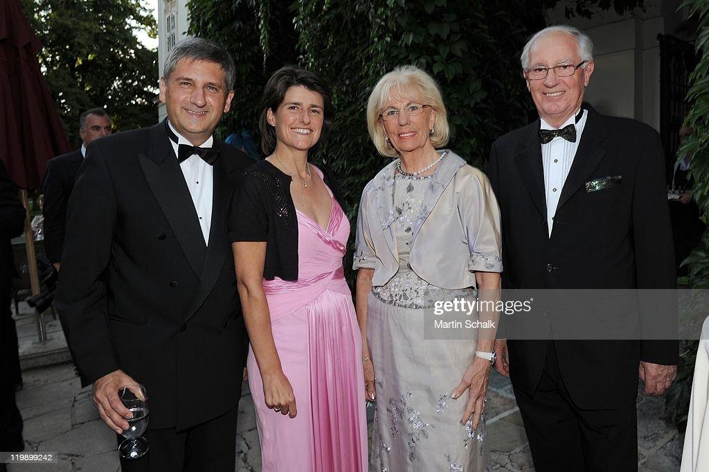 Salzburg Festival - Isa Gala Dinner