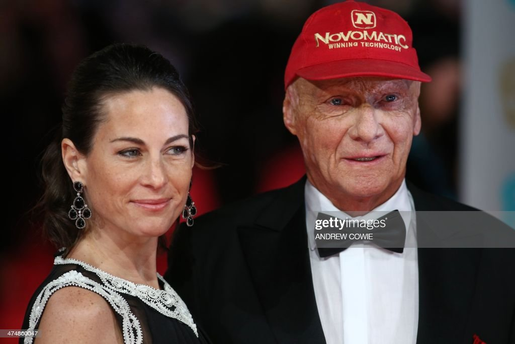 Niki Lauda Getty Images