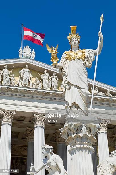 Österreichische Parlament Gebäude