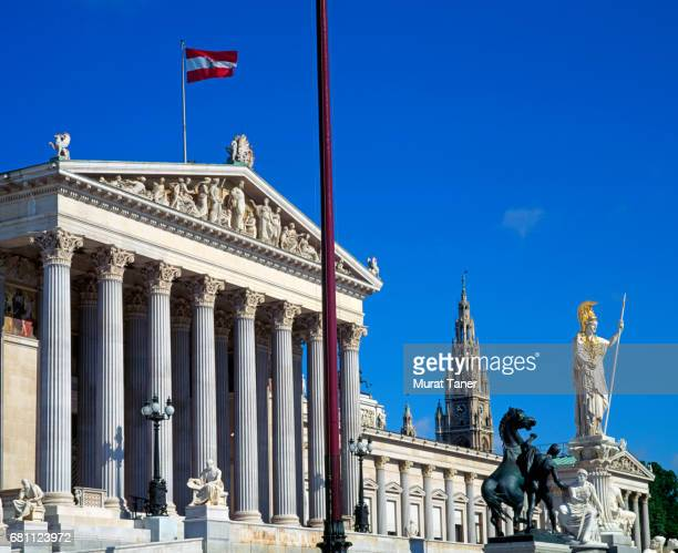 Austrian Parliament Building