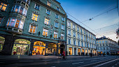 Austrian storefronts