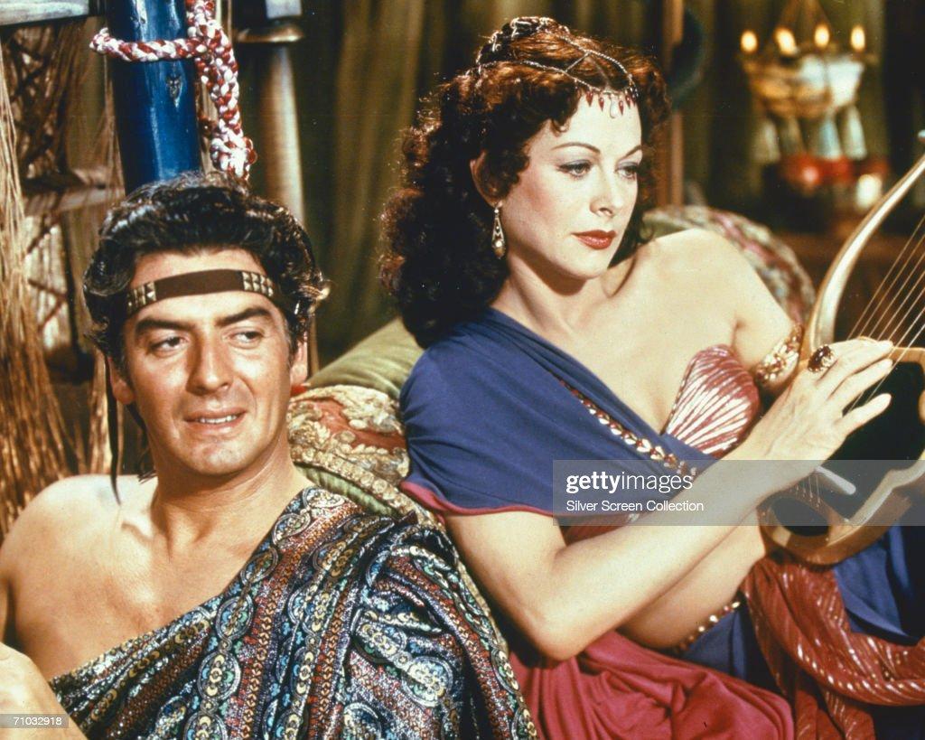 lamarr hedy actress austria 09 11 1914 19 01 2000 scene