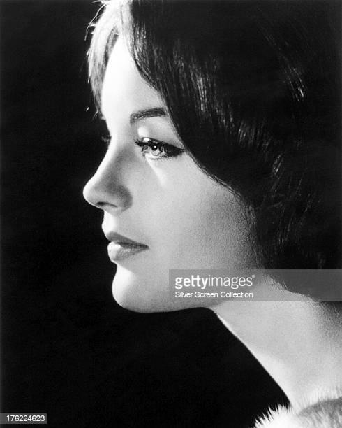 Austrianborn actress Romy Schneider circa 1960