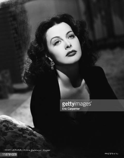 Austrianborn American actress Hedy Lamarr 23rd April 1942