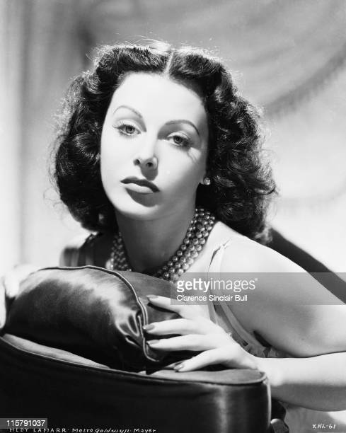 Austrianborn American actress Hedy Lamarr 27th September 1943