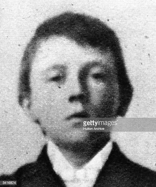 Austrianborn German dictator Adolf Hitler as a ten year old boy