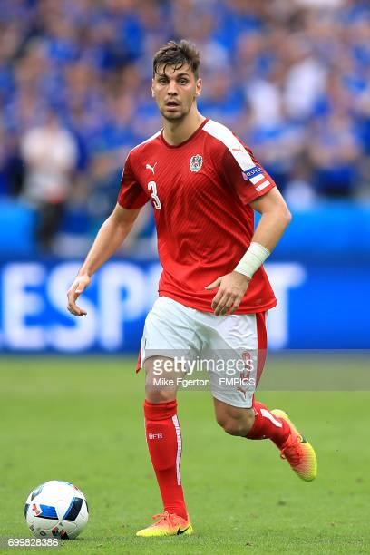 Austria's Aleksandar Dragovic