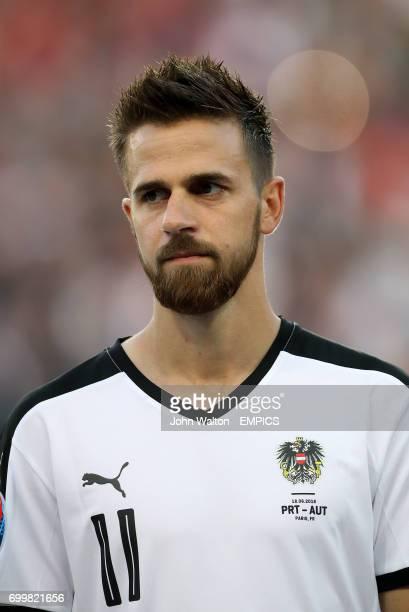 Austria's Martin Harnik