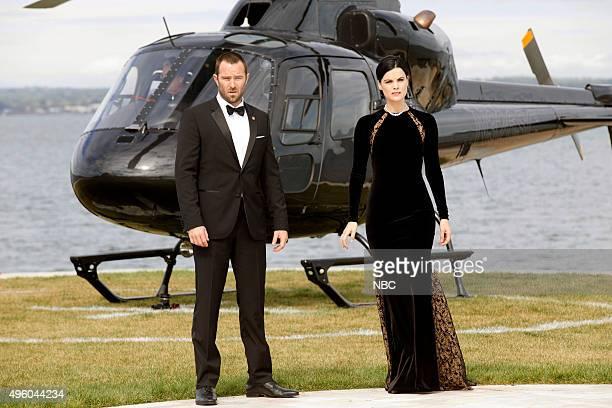BLINDSPOT 'Authentic Flirt' Episode 109 Pictured Sullivan Stapleton as Kurt Weller Jaimie Alexander as Jane Doe
