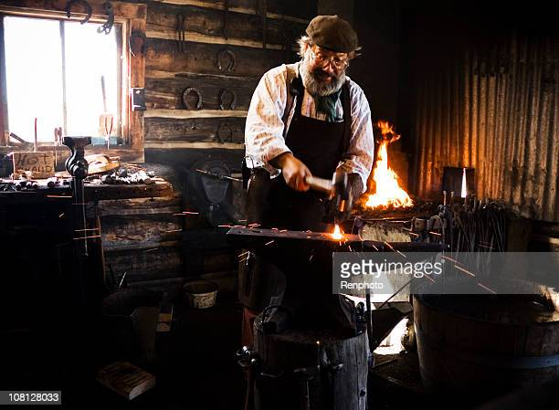 Authentic Old-Fashioned BlackSmith